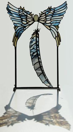 Teresa Seaton Stained Glass Gallery Avian