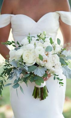 30 Gorgeous Summer Wedding Bouquets ❤️ See more: http://www.weddingforward.com/gorgeous-summer-wedding-bouquets/ #weddings