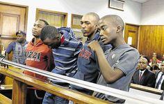 'When you buy Uzzi' you get a criminal record' - Times LIVE