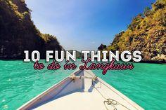 10 Fun Things and Activities to do in Langkawi, Malaysia © Sabrina Iovino   via @Just1WayTicket