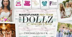 Prices | The Dollz by Samantha Mercer Makeup Artist & Hair Stylist Pro-Team