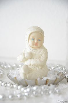 You have not lived until you live with a Snowbaby!