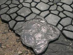 diy walkway paver molds
