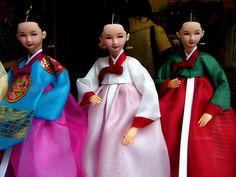 전통인형 Korean doll
