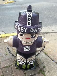 painted fire hydrants | Fire hydrants to be uniquely decorated