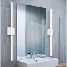 cool 40 Best Ideas For Modern Bathroom Light Fixtures Modern Small Bathrooms, Modern Bathroom Design, Bathroom Interior Design, Amazing Bathrooms, Minimal Bathroom, Bathroom Small, Luxury Bathrooms, Bath Design, Bathroom Designs