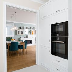 Konyha-étkező Wall Oven, Kitchen Appliances, Mirror, Home, Elegant, Diy Kitchen Appliances, Home Appliances, Mirrors, Ad Home