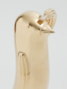 """Hopebird"" by Jaime Hayon for Bosa    http://www.designboom.com/weblog/cat/8/view/18758/jaime-hayon-hopebird-for-bosa.html"