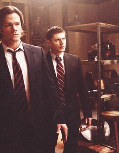 Sam & Dean #Supernatural