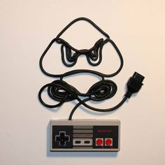 Mushroom Mushroom Nintendo Style