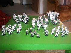 Warhammer 40k White Scars Army