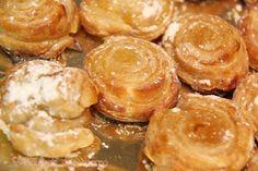 Un paso a paso espirales de hojaldre con mermelada para hacer con los niños, una receta fácil y rápida .     ¿Qué necesitamos?    1 ...