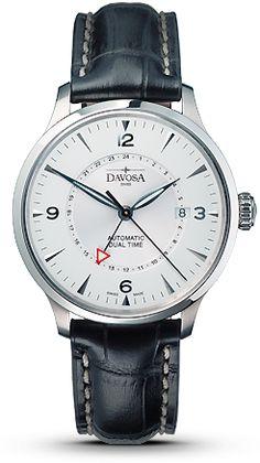 Davosa Vigo, Dual Time #watches