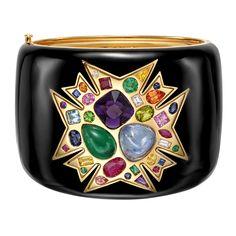 """Verdura """"Theodora"""" 75th Anniversary Cuff Bracelet (Betteridge) (=)"""