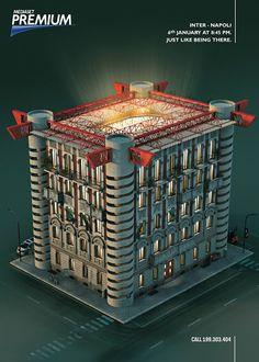 Mediaset Premium Pay TV: Stadium