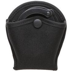 Uncle Mikes Open Cuff Case Kodra Black Single Belt Clip
