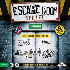 Escape Room The Game from Spin Master Games is all the fun and excitement of popular escape rooms from the comfort of home. Play with family and friends and try to escape from multiple themed rooms before time runs out! Prison Break, Exit Games, Spy Games, Real Escape Room, Games For Kids, Games To Play, Family Games, Group Games, Group Activities