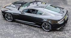 Aston Martin DBS Carbon Edition #astonmartin