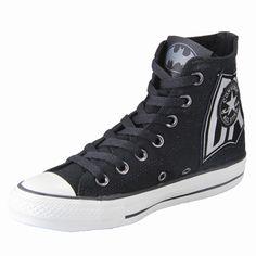 Converse Chuck Taylor 125562C Spec Batman Black Hi Top Shoe @$79.99 ! Buy now at GetShoes.ca