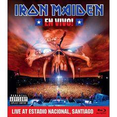 Iron Maiden: En Vivo! - Live at Estadio Nacional, Santiago (2 Discs) (