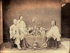 Chicago Fair Opium Smokers 1893