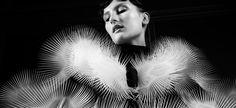 Iris Van Herpen's Paris Fashion Show Brings 3D Printed Couture To ...
