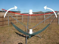 tensegrity hammock chair - Google Search