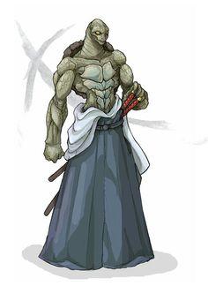 Samurai tmnt