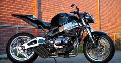 Honda Fireblade Streetfighter