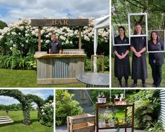 This was one of our favorite of the year - held at The Landing, Masterton. Just beautiful!
