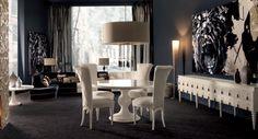 Round dining table 🇮🇹MadeInItaly   Order: ✍🏻dxb@superbiadomus.com