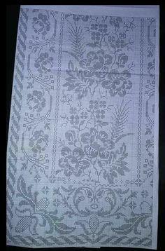 Crochet Table Runner, Filet Crochet, Doilies, Embroidery Patterns, Galleries, Tatting, Elsa, Butterfly, Vintage