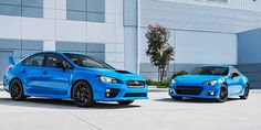 Subaru BRZ 2016 y WRX STI Series.HyperBlue 2016 - http://autoproyecto.com/2015/07/subaru-brz-2016-y-wrx-sti-series-hyperblue-2016.html?utm_source=PN&utm_medium=Pinterest+AP&utm_campaign=SNAP