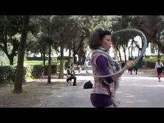 Hoop and Accordion - YouTube