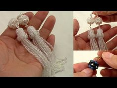 Aretes Jellyfish, My Crafts and DIY Projects