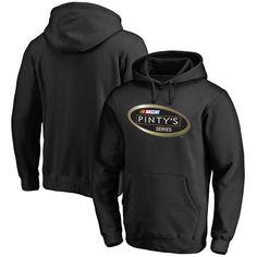 NASCAR Pinty's Series Pullover Hoodie - Black