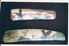 Artist Found - Phil Hayde, scrimshaw artist living on west coast.