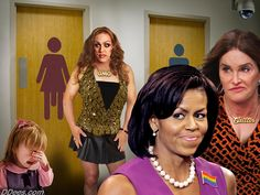 1000 images about dees illustration on pinterest book - Transgender bathroom pros and cons ...
