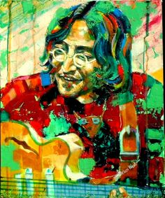 Rolling Stones Art ¦ Rod Stewart Painting ¦ Beatles Paintings | Brian West