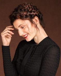 Hair with braids