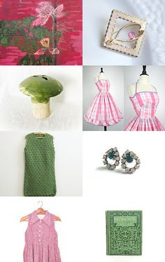 Summer by Susan Fischer on Etsy--Pinned with TreasuryPin.com