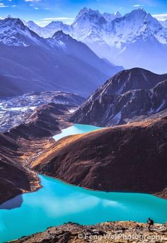 Beauty Of Nature: Gokyo Lakes, Sagarmatha National Park, Nepal
