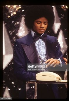 pictures of michael jackson 1977