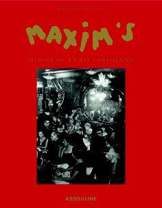 Maxim Book by Assouline