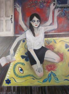 Rachel Stuart Haas - Quan Yin