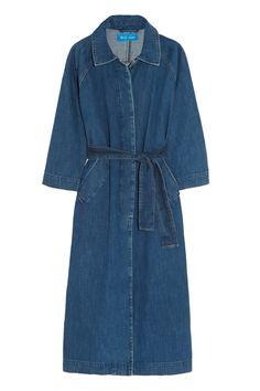 Denim Overcoats