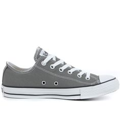 converse ~Gray....this is where my obsession began!  Now I want them in every color.  :)