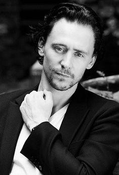 Tom Hiddleston. Who's a pretty boy then?