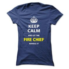 I am a Fire Chief T-Shirts, Hoodies. Get It Now ==►…