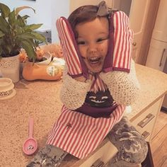 Instagram photo by annasaccone - This is how excited we are about baking brownies!!  #emiliatommasina #browniebaking #chocolateface